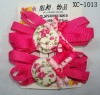 cap design hair clip/new design/fashion