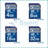 sd card, memory card with retail package, sd card with retail package