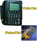 YHS-724 Similar to Fluke724 0.02% Accuracy RTD Thermocouple Temperature Signal Source Multifunction Process Calibrator