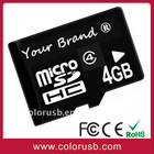 Hot selling micro sd card 2gb