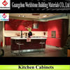new design kitchen cabinet/acrylic countertop