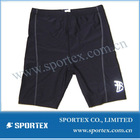 High performance compression shorts