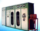 Mid frequency induction heating machine