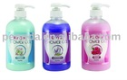 600ML skin whitening palmolive shower gel