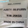 Industry white melamine powder 99.8%