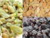 Raisin/vegetables and fruits