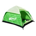 Rpet new design hot selling green tents