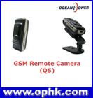 GSM REMOTE CAMERA WITH REMOTE CONTROL