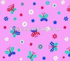 100% cotton home textile flannel cortoon fabric