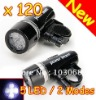 New 5 LED Bike Bicycle Waterproof Head Light With Retail Packing