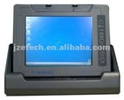 Dual batteries window XP industrial PDA(uninterrupted power supply)