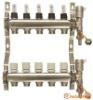 manifold , manifold for underfloor heating , water separate