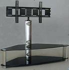 Metal Glass Plasma TV stand