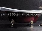 Top quality morden acrylic soaking tubs China VAMA VY-2806