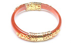 Carnelian Bangles and Bracelets