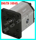German Hydraulic Gear Motor for Construction Machinery and Heavy Industrial