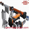 XPS board extrusion machine