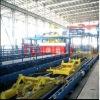 Vacuum molding processing line