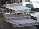 Z section steel purlin