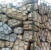 Hexagonal wire netting for gabion or cages