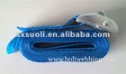 Cam Buckle Lashing Strap / Lifting straps / webbing straps / tow straps / lashing sling