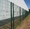 PVC coated Metal Mesh Fence