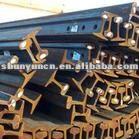 Rail steel
