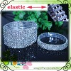 wedding napkin ring,rhinestone chain bracelet