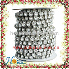 SS28 crystal rhinestone chain for Jewelry decorations
