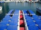 floating dock ,corrugat eps panel