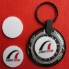 Plastic Coins, Plastic Keychain with Coin, Plastic Keyholder