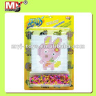 Educational toys 5mm PE hama iron beads