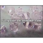 8MM Crystal Faceted Rondelle Beads