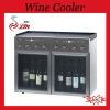 Wine Display Cooler for 8 bottles with EU plug