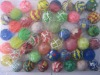 45mm Vending toy bouncing balls free samples