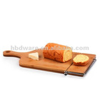 Bamboo Cheese cutting board with handle