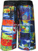 wholesale surf shorts with custom design