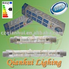 Class C Halogen Lamp J-tube R7S Approved ERP