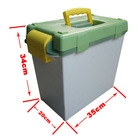Newest Utility ATV Dry Box & Tool Cases,Gun Ammo Cans