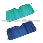 Car sun shade 130*60cm/Multi color foam