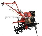 HOT SALE!!! Diesel Power Tiller KAMA engine 178F Agricultural rotary tillage machine 6HP KDE610K/KDT105FC-Z