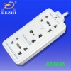 DZ-503A 6 way electrical sockets