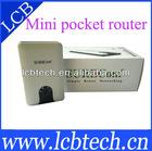 New arrival 2012 best seller mini pocket wireless wifi router