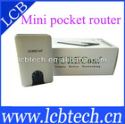 New arrival 2012 best seller mini pocket wireless wifi router