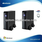 Industrial computer,Qotom-T250 mini desktop pc,thin client;embedded pc,,Fanless pc station;mini pc without fan.