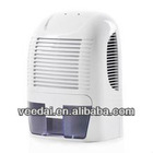 1.5L water tank capacity mini dehumidifier home