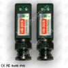 1 Channel Passive Receiving and Transmitting Video Signal UTP Video Balun