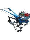 4.2HP diesel rotary power tiller
