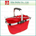 Fashion leisure collapsible market tote
