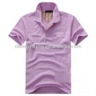 100% cotton polo t shirt